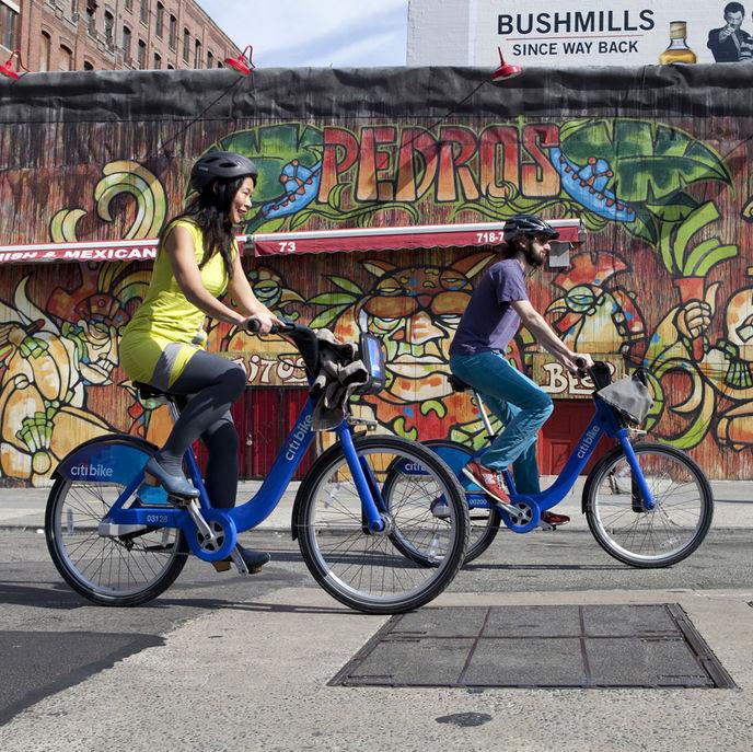 Pedros Bikes, New York