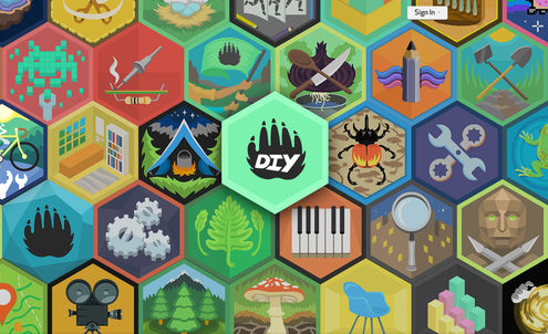 DIY scouts for Generation I, Silicon Valley-style