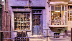 Hocus pocus: Harry Potter street view for Muggles