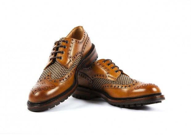 Sustainable Brogues by Emily Harrison