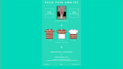 Tee time: Create your own t-shirts at Agi & Sam
