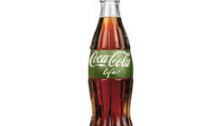Coca-Cola unveils new 'green' Coke in Argentina