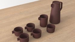 Chinese blend: Unglazed tea set purifies your brew