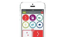Clued up: App decodes women's fertility cycle