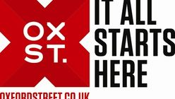 Oxford Street unveils rebranded identity