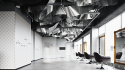 Fluid design: Salon designers go with the flow