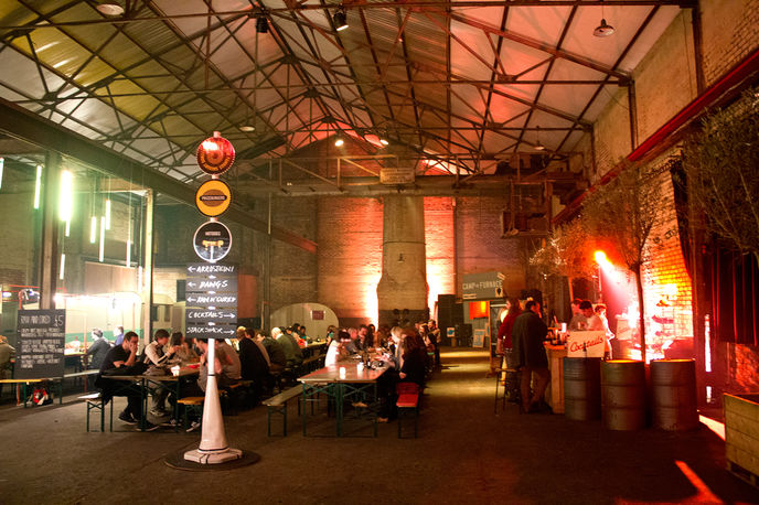 Camp and Furnace Liverpool