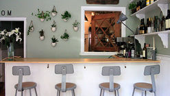 Eat zen: Yoga studio doubles as a restaurant