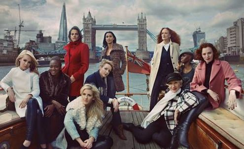 Leading Ladies take centre stage in M&S campaign