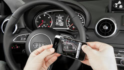 Audi app turns cameras into interactive manuals