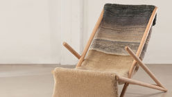 Wool's worth: Chair fuses function and form