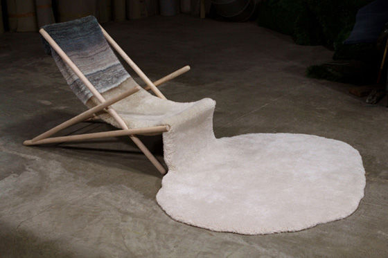 Winter Passing Chair