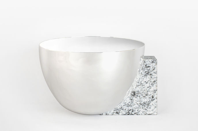 Cleaving Silver by Christofle and JinSik Kim