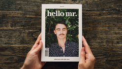 Hello boys: Magazine speaks for today's gay man