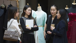 Chinese designers on show at London Fashion Week
