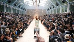 Smartphone cameras go on show via the catwalk