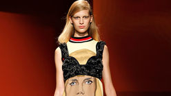 Bold strokes: Prada designs for strong women