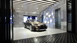 Car culture: Lexus opens first luxury store