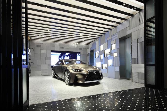 Lexus Intersect Tokyo