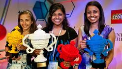 Young women dominate Google Science Fair 2013