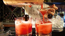 Seasonal gastronomy: A cocktail of food and drink