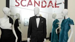Luxury retailer engages fans of ABC series Scandal