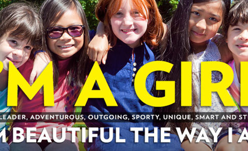New York campaign aims to boost girls' self-esteem