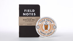 Drink local: Field Notes' memo to beer-drinkers