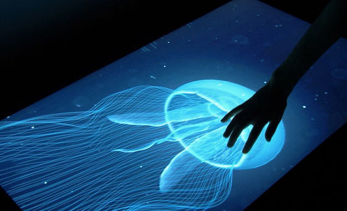 Disney Research brings 3D touch to flat screens
