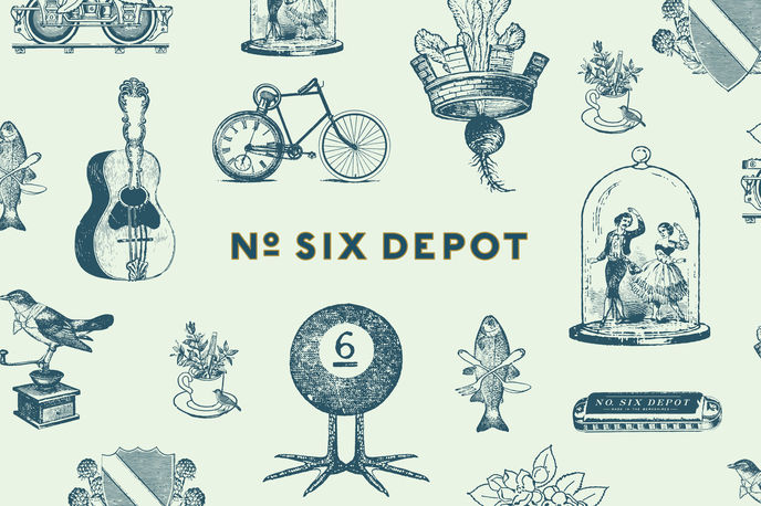 No. Six Depot by Perky Bros