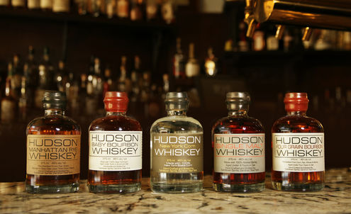 Flavoured spirits drive American whiskey boom