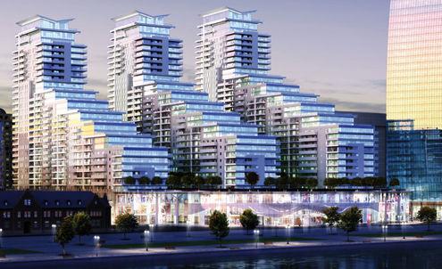 Luxury mall to open in Azerbaijan in 2014