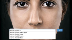 Automated sexism: Google searches reveal misogyny