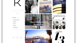 Kering launches luxury digital magazine