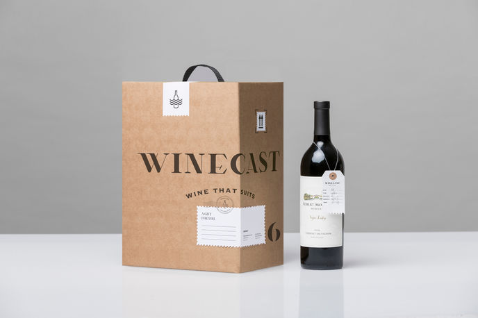 Winecast by Anagrama