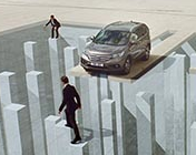 Seeing is believing: Honda ad plays with reality