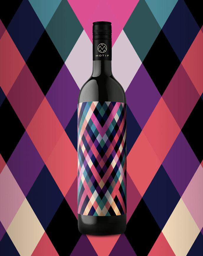 Motif Wine by EN GARDE Interdisciplinary, Austria & Germany