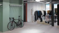 Riding high: Bikes encouraged in Swedish office