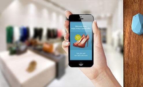 Apple tracking service to shake up retail world