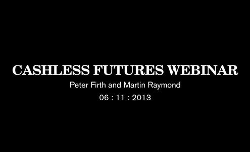 Cashless Futures Webinar