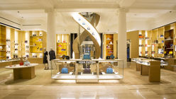 Townhouse surprise: Louis Vuitton's maison at Selfridges