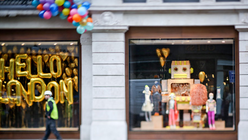Retail Analysis: J Crew's trio of London flagship stores
