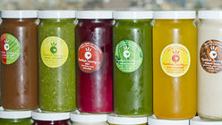 Juiced up: Opening Ceremony caters for men's wellness