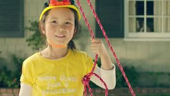 Girl guides: Ad lambasts stereotypes in toy market