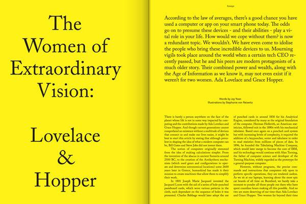 Riposte magazine, Issue 1