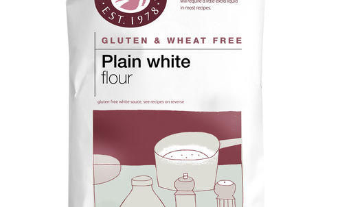 Brands embrace gluten-free products