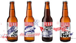 The anti-craft: Beer company rebrands to stand out