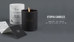 Imagined Utopias: Candles invoke a better world