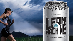 Lean and mean: New beer aimed at fitness crowd
