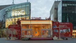 UK Post Office presents pop-up for Christmas